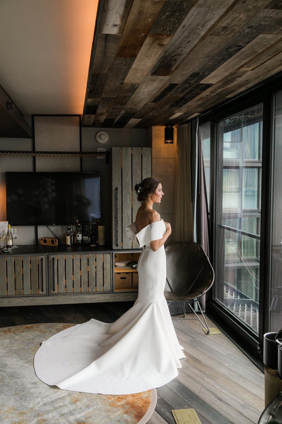 1hotel brooklyn wedding photos