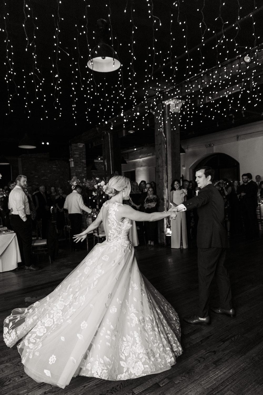 Liberty Warehouse Wedding Photos