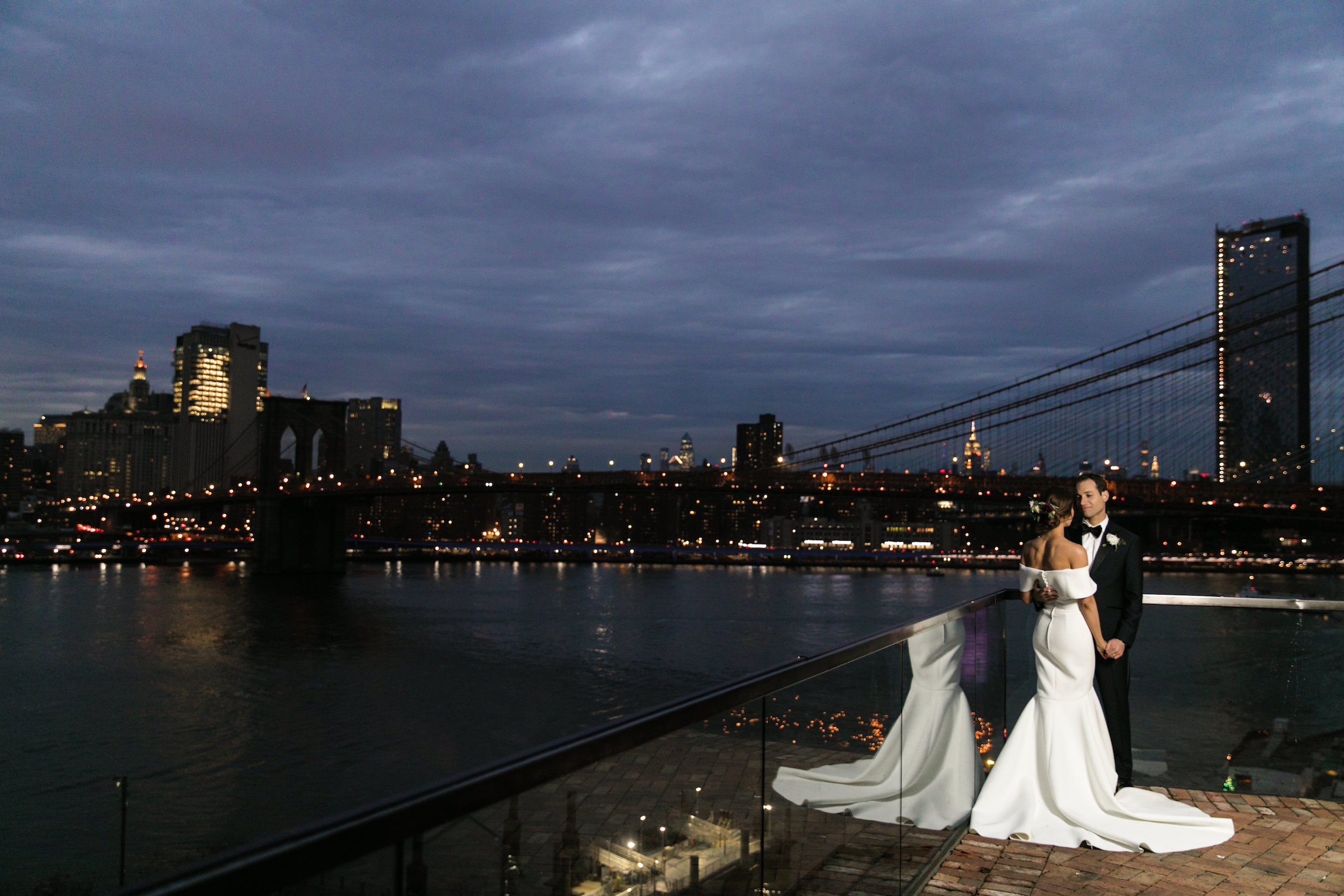 OneHotel Brooklyn Wedding Photos