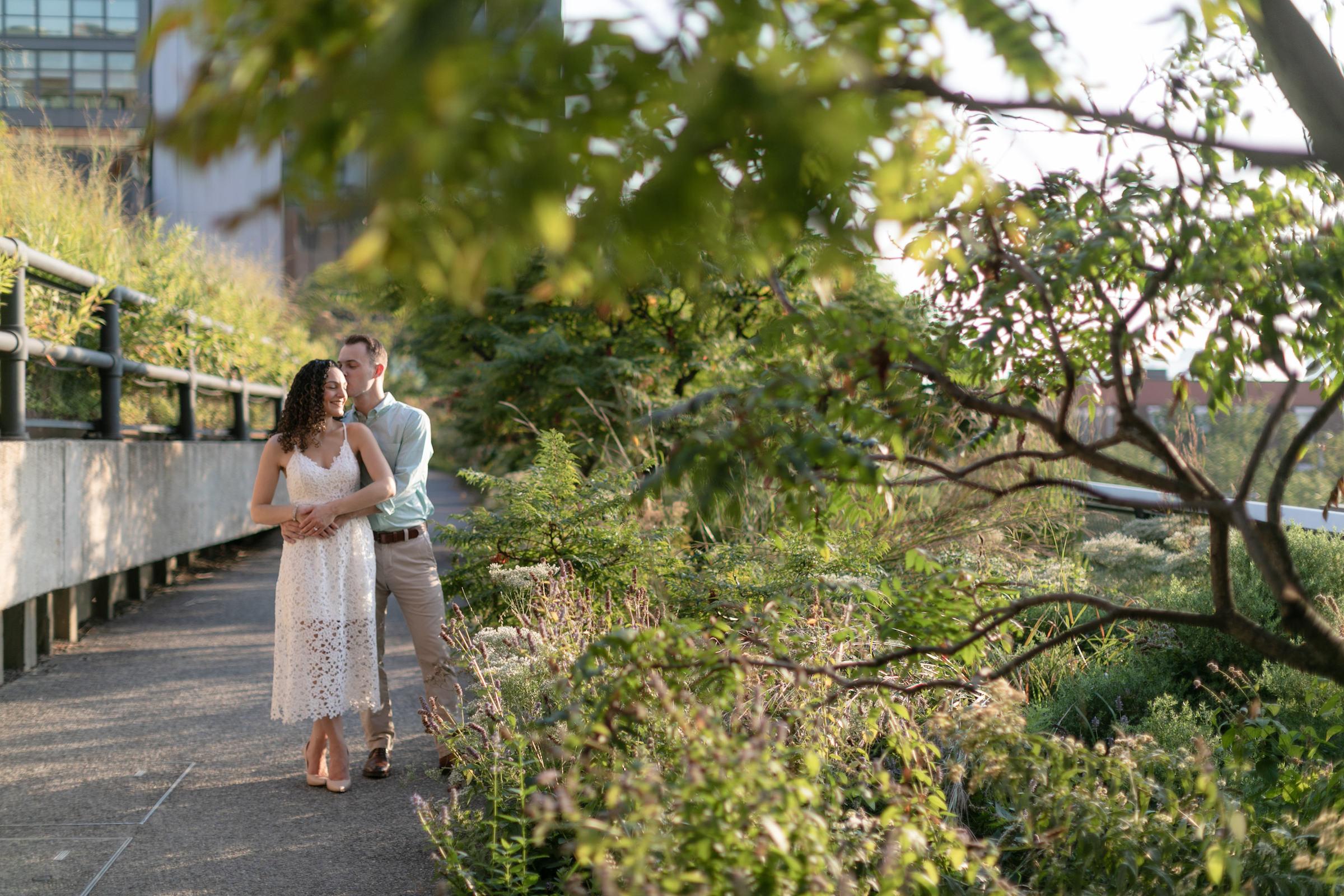 The Highline Engagement Photos