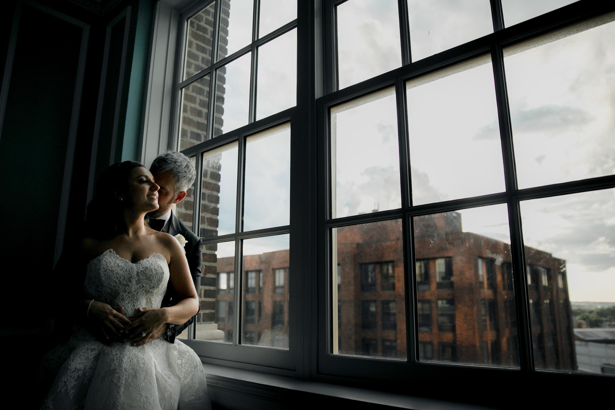 Marriott Syracuse Downtown Wedding
