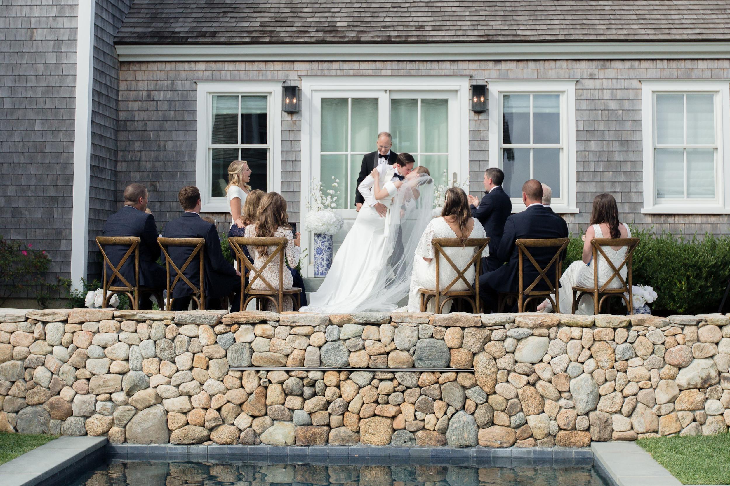 Nantucket Wedding Photos - Krista and Andrew