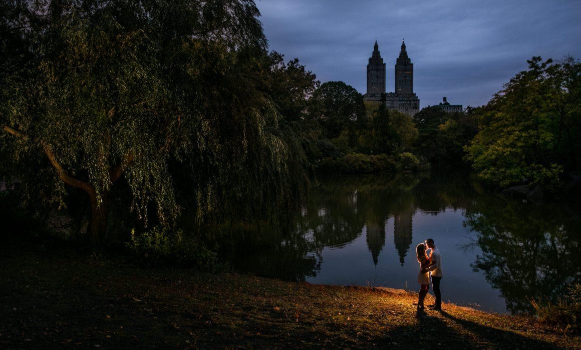 Central Park Engagement Photos - Jessica Kyle